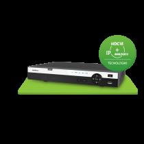 Gravador digital de vídeo Tríbrido HDCVI 3108