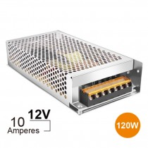 Fonte Chaveada Estabilizada 12V10A SC1210 SC1210