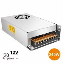 Fonte Chaveada Estabilizada 12V20A SC1220 SC1220
