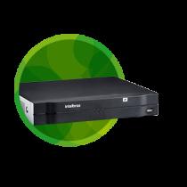 Gravador digital de vídeo em rede NVD 3108 P