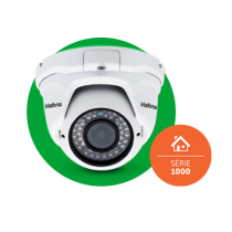 Câmera IP dome varifocal VIP 1130 D VF