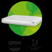 ONT 4 portas Gigabit Ethernet e 2 portas FXS  ONT 1420 G