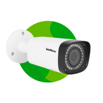 Câmera IP Bullet 3 MP Varifocal Motorizada VIP E3330 Z