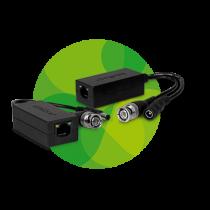 Power balun passivo 01 canal XBP 502A