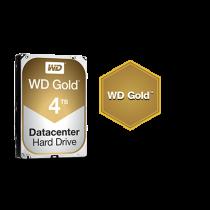 Disco rígido para servidores de vídeo de alta capacidade, datacenter e servidores de Cloud HD WD RE