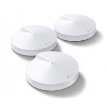 Roteador + Repetidor AC1300 Deco M5 Tp-Link (Sistema Mesh WiFi em Toda a Casa) CX 3 UN