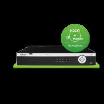 Gravador digital de vídeo Tríbrido HDCVI 1032