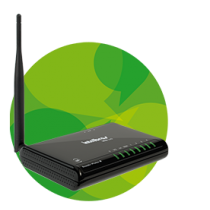 Roteador Wireless superalcance  WIN 240