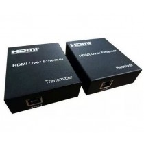 Extensor HDMI 120m - Tomate