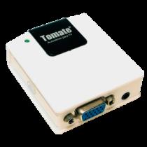 CONVERSOR DE VÍDEO HDMI PARA VGA +AUDIO MHV-601