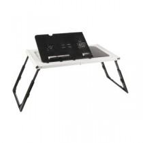 Mesa laptop dobrável com cooler MTN-666