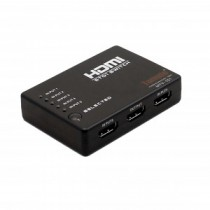 SWITCH HDMI 1X5 COM CONTROLE REMOTO MTV-151