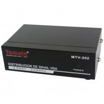 Distribuidor de Sinal VGA - Tomate