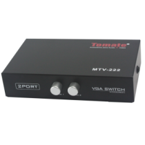 CHAVEADOR SWITCH VGA 2X1 MTV-222