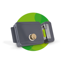 Fechadura elétrica de sobrepor FFX 1000