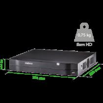 Gravador de vídeo digital em rede NVD 1108
