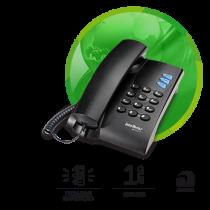 Telefone IP TIP 100 Lite