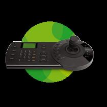 Mesa Controladora Híbrida - Analógica e IP VTN 2000